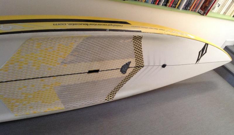 """(VENDUE) AV Naish 12'6 Javelin GX 28"""" 2012 - 600 euros Image210"""