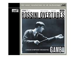 G. Rossini - overtures. Unknow23