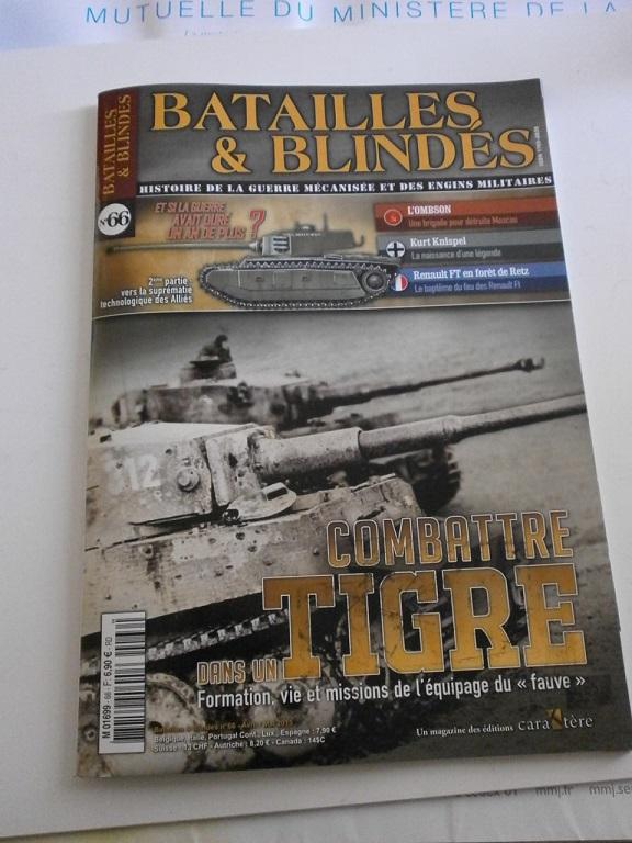 Theme de collection le  501 Regiment de char de combat  Revue_15