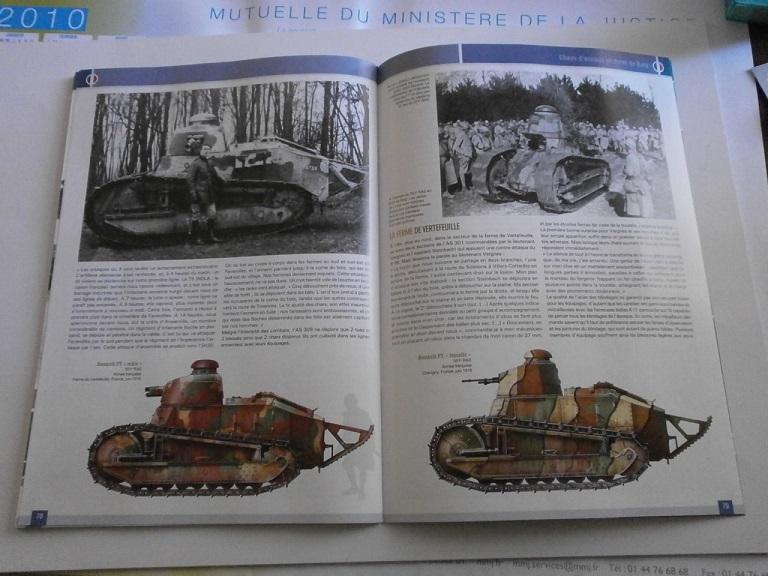 Theme de collection le  501 Regiment de char de combat  Revue_18