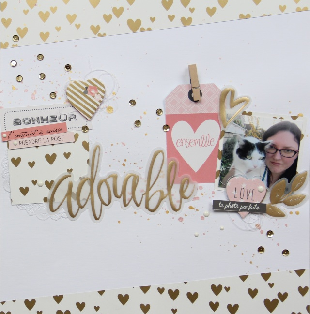Challenge Scrapbooking Day n°6 : Steph63 - Page 2 Scrapb10