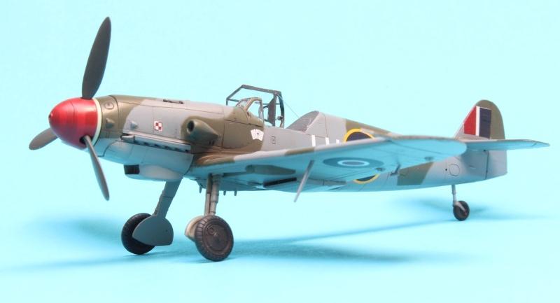 Polish Bf 109G-10/AS - Fine Molds 1/72 Img_4710