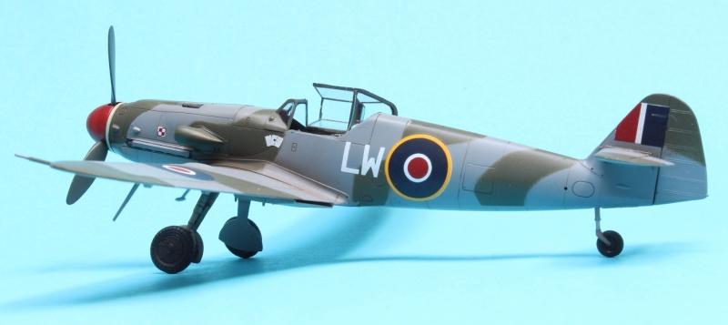 Polish Bf 109G-10/AS - Fine Molds 1/72 Img_4712