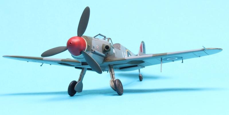 Polish Bf 109G-10/AS - Fine Molds 1/72 Img_4714