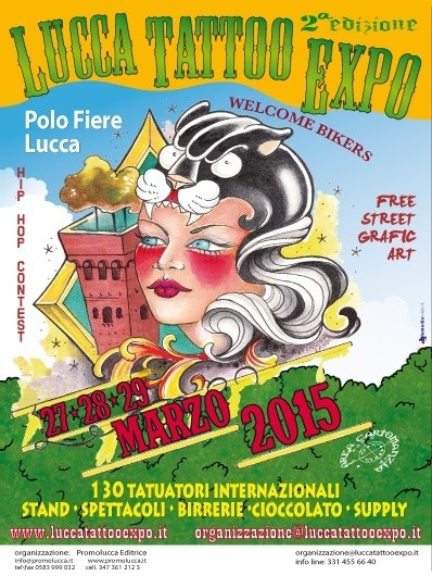 Lucca Tattoo Expo 27/28/29 marzo,viene qualcuno? Manife10