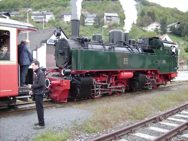 Besuch bei der Brohltalbahn Brohlt12