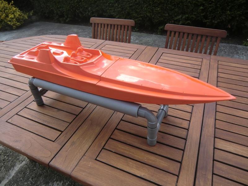 Restauration d'un Offshore RC Restau10