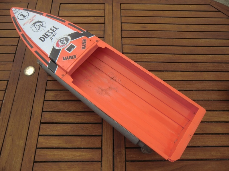 Restauration d'un Offshore RC Restau14