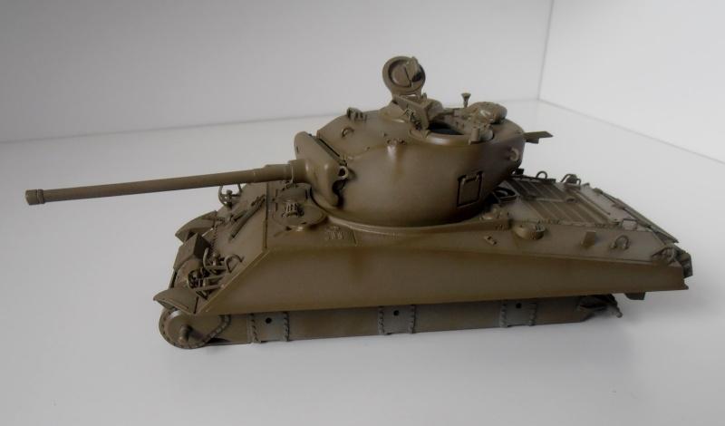 """Sherman M4A3 76 mm """" 2éme DB """" ( boite a rabiot 1/35éme ) P3290610"""