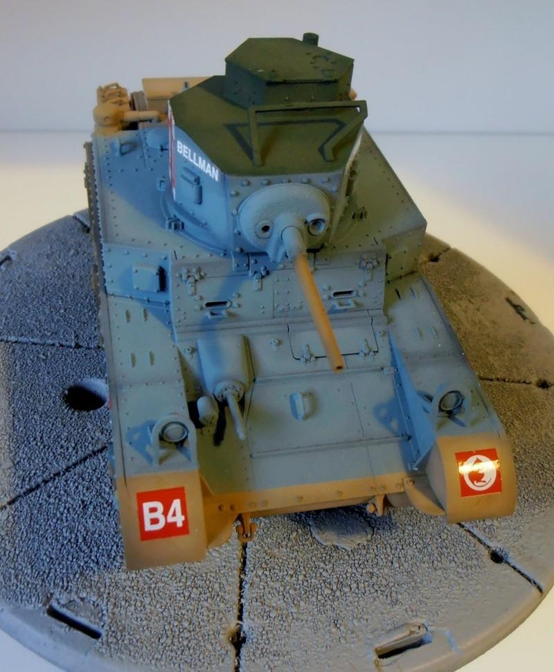 """M3 Stuart """" Honey """" ( Academy, 1/35ème ) - Page 2 P4190734"""