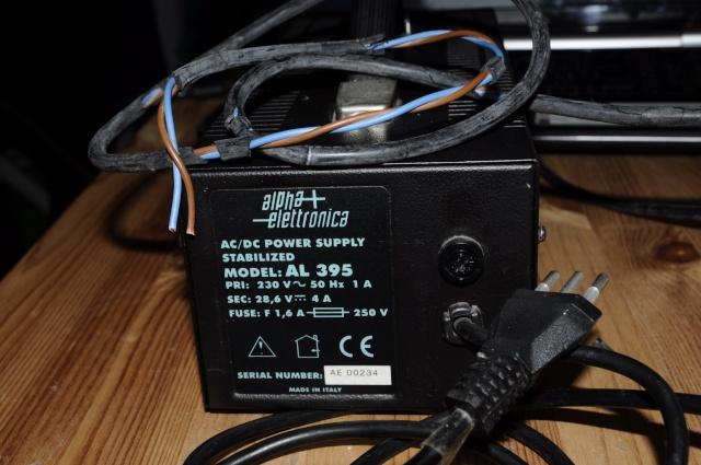 """ve) alimentatore stabilizzato 28,6v 4a """"alpha elettronica"""""""