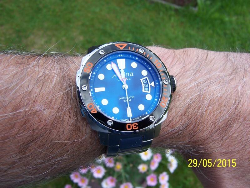 La montre du vendredi, le TGIF watch! - Page 5 Alpina10
