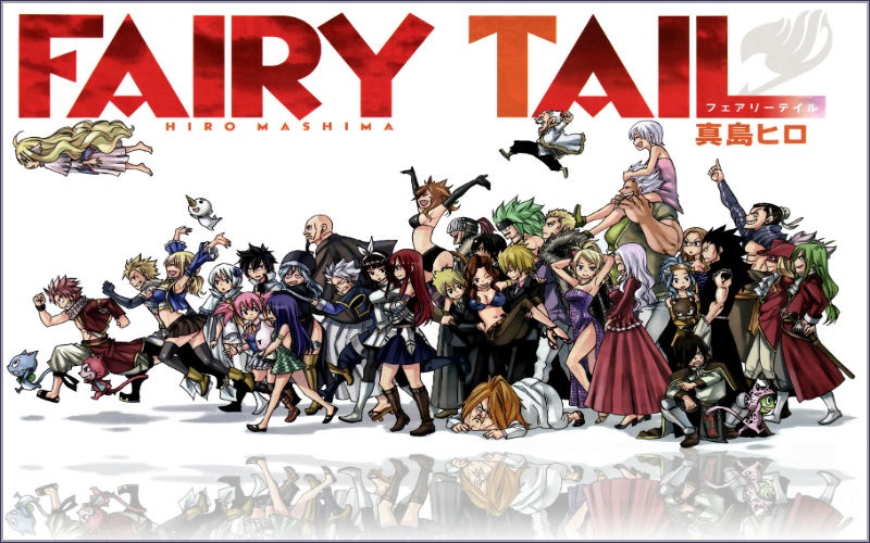 Alliance Fairy Tail Hyperion Ogame