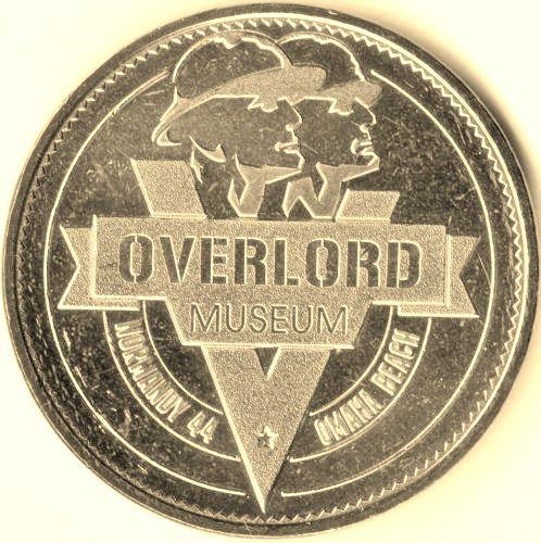 Colleville-sur-Mer (14710)  [Overlord Museum / Omaha Beach] Overlo10