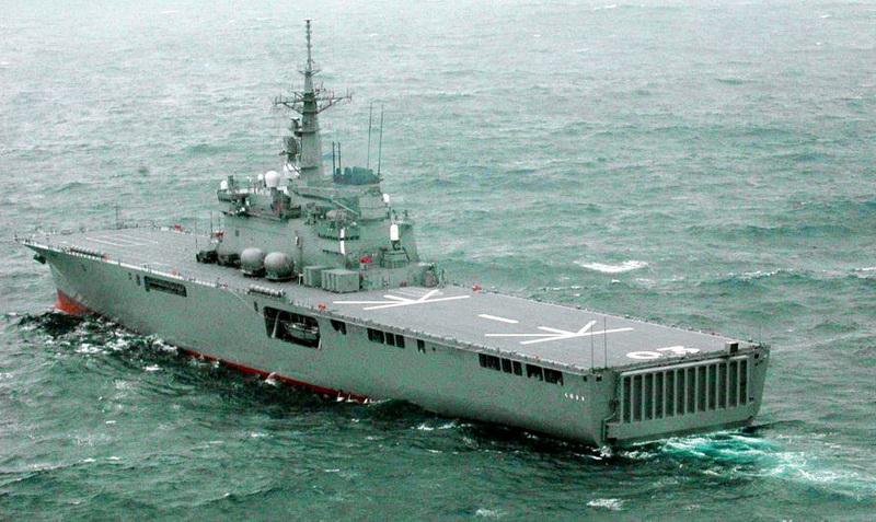 [interarmées] La force amphibie japonaise Captur11