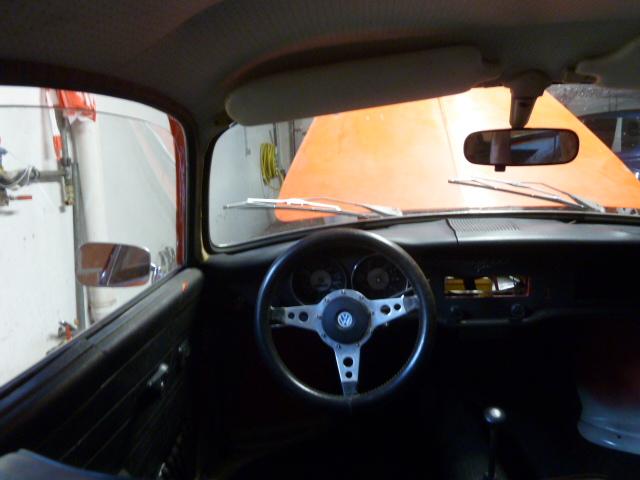 denis du bas rhin et sa Karmann Ghia de 73 sortie de grange - Page 22 P1120510