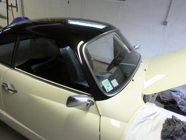 denis du bas rhin et sa Karmann Ghia de 73 sortie de grange - Page 22 P1170510