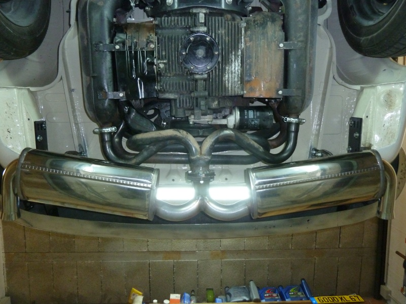 denis du bas rhin et sa Karmann Ghia de 73 sortie de grange - Page 22 P1170712