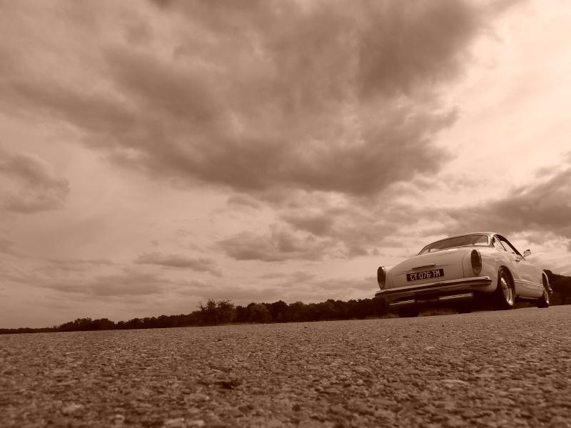 denis du bas rhin et sa Karmann Ghia de 73 sortie de grange - Page 24 P1180112