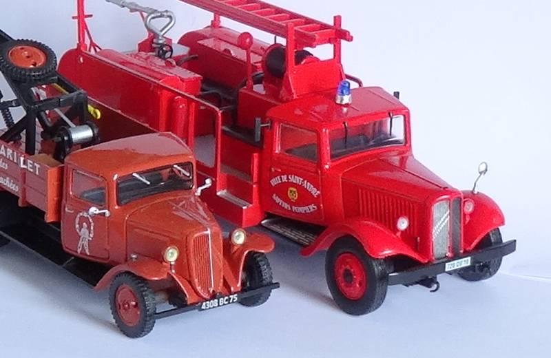 Les Plus Beaux Camions de Sapeurs-Pompiers (Hachette) Citroy10
