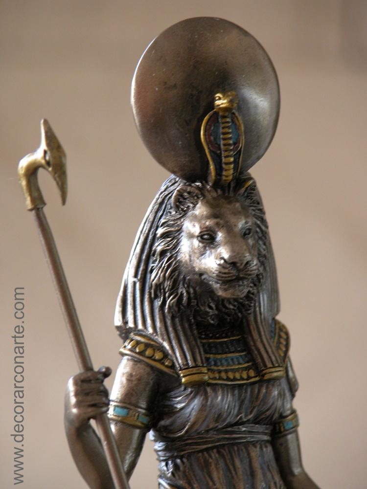 Rituel à Sekhmet - L'Uraeus Figura10