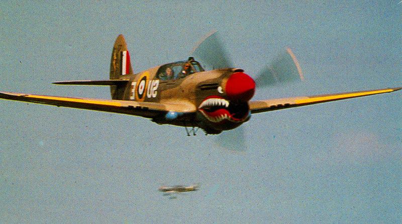 P-40E P40-e10