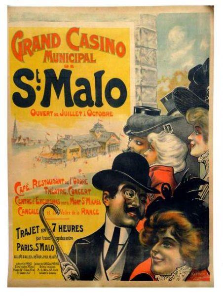 Les affiches du temps passé quand la pub s'appelait réclame .. - Page 4 Casino10