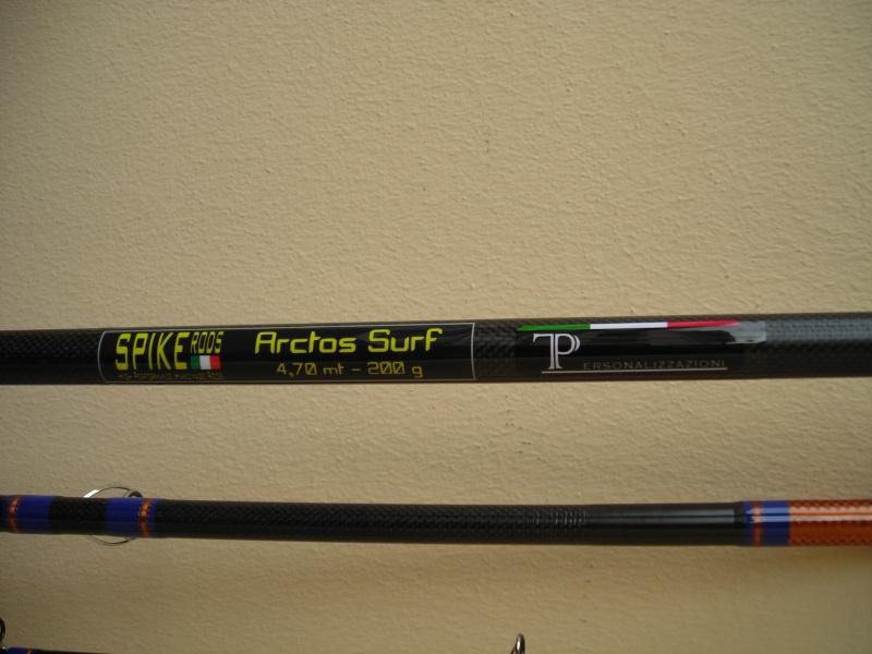 [surfcasting] SpikeRod 4.70 200gr Dscn2925