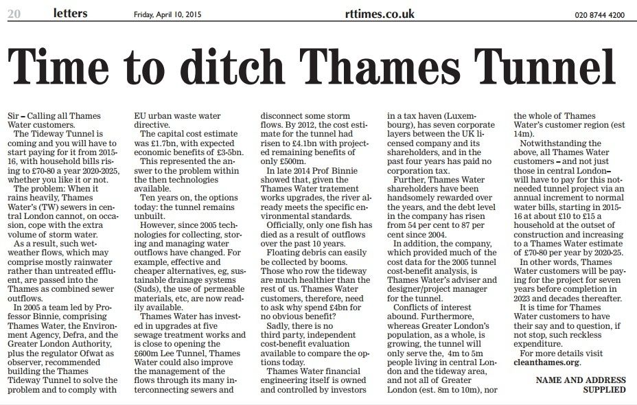 *Thames Tunnel (Tideway Tunnel)* - Page 13 Captur11
