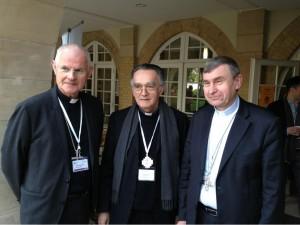 Vidéo-Scandale : Mgr Pontier, un Franc-Maçon notoire, élu à la Présidence de l'Assemblée des Évêques Cef1-310