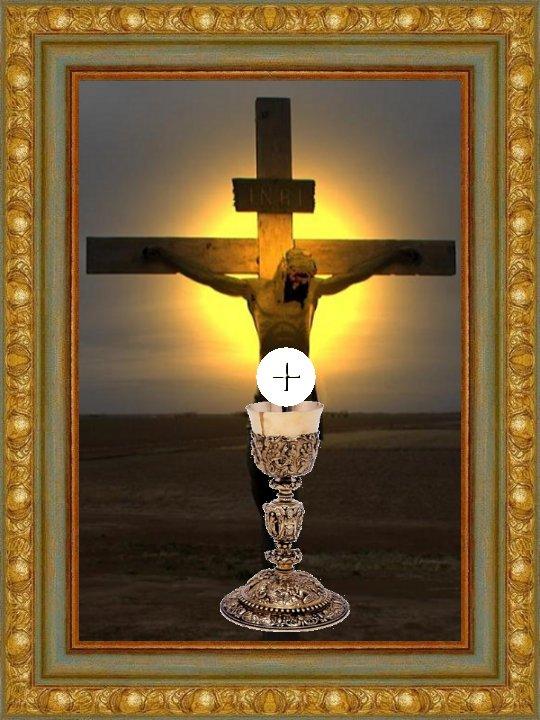 méditation de la croix du vendredi 10 avril 2015 Euchar10