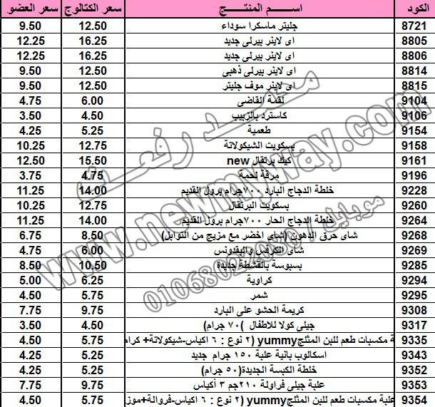 حصريا .. قائمة أسعار وعروض منتجات ماي واي في كتالوج مايو 2015 ~~ بسعر الكتالوج ... بسعر العضو ^_^  16_o12