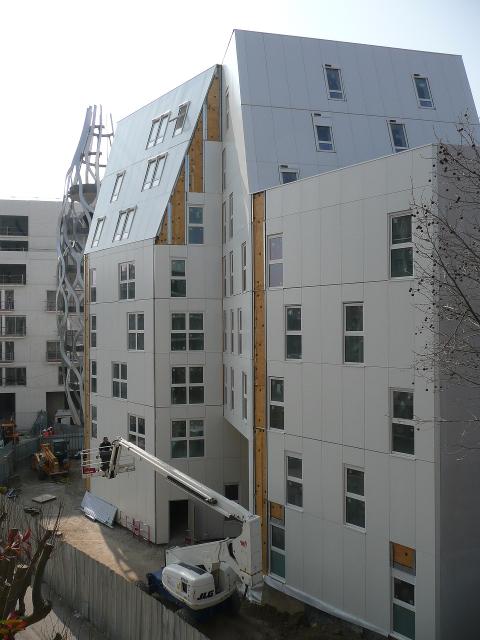 Ilot A5 - Rives de Seine II - Logements sociaux P1140110