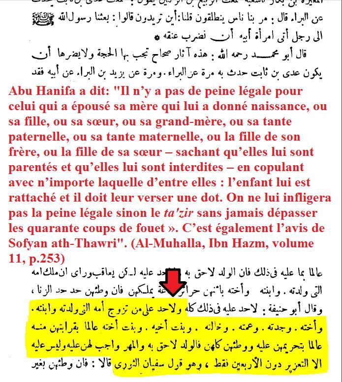 L'islam, les femmes  Incest10
