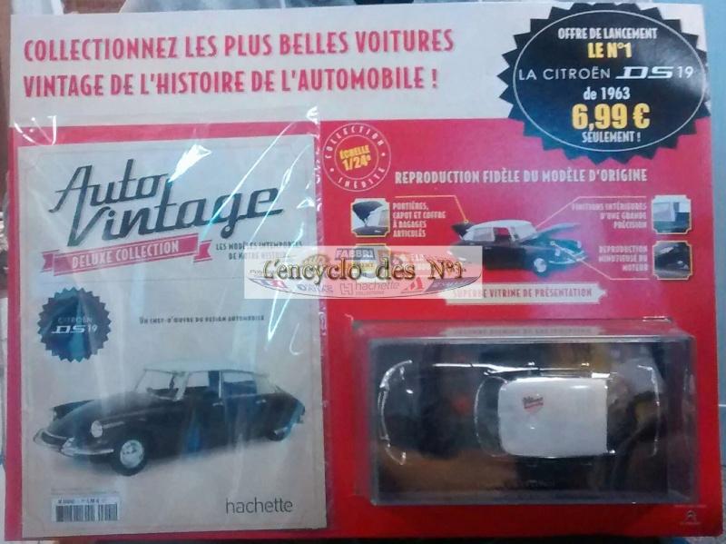 """2015 - Hachette Collections > """"Auto Vintage"""" au 1/24 >> 2016  -ezt0c10"""