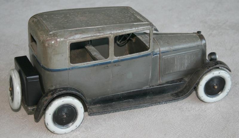 Citroën, les jouets en tôle - CIJ : Les ateliers de Briare  10_c6_11