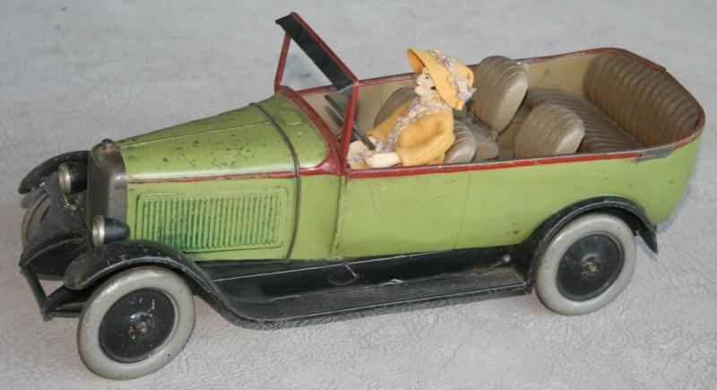 Citroën, les jouets en tôle - CIJ : Les ateliers de Briare  11_c6_10