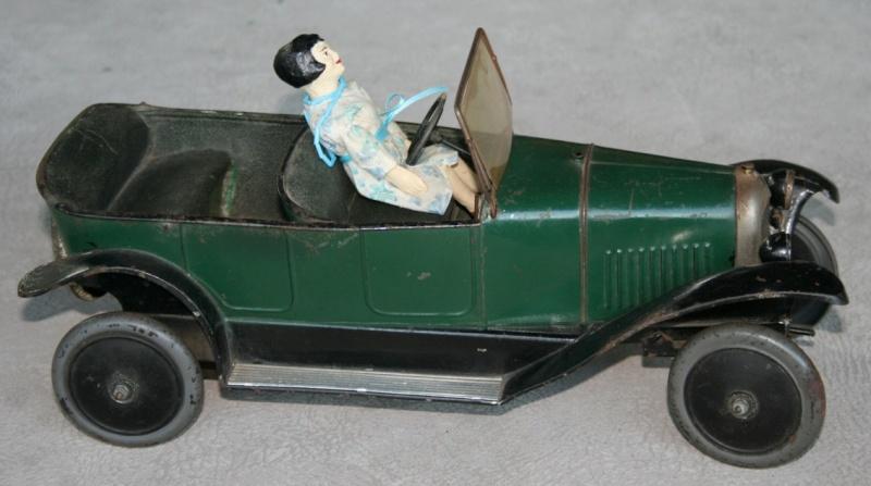 Citroën, les jouets en tôle - CIJ : Les ateliers de Briare  1_torp10