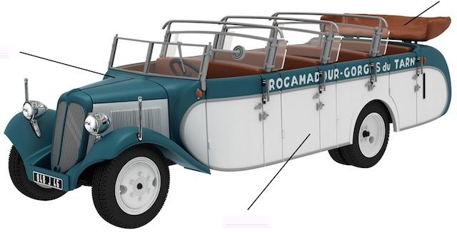 """2014 - Hachette Collections > """"Autobus & Autocars du Monde au 1/43 !"""" 23_cha10"""