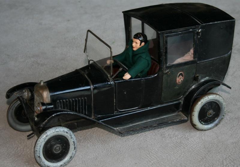 Citroën, les jouets en tôle - CIJ : Les ateliers de Briare  3_b2_t10