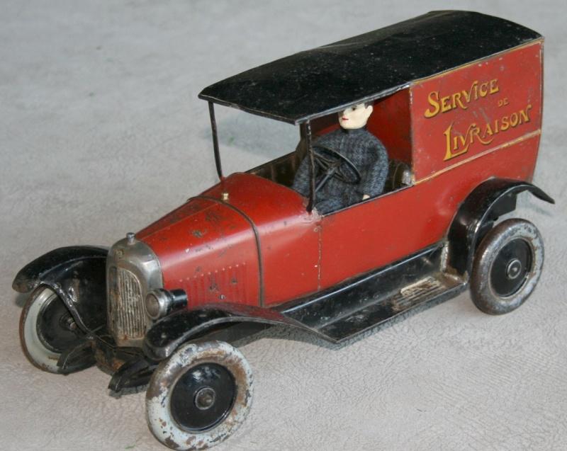 Citroën, les jouets en tôle - CIJ : Les ateliers de Briare  4_b12_10