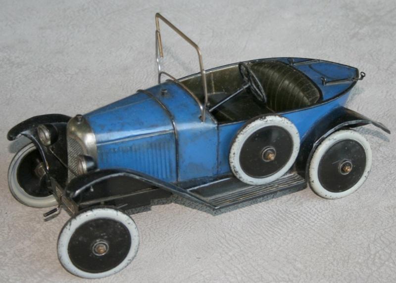 Citroën, les jouets en tôle - CIJ : Les ateliers de Briare  5_c2_t10