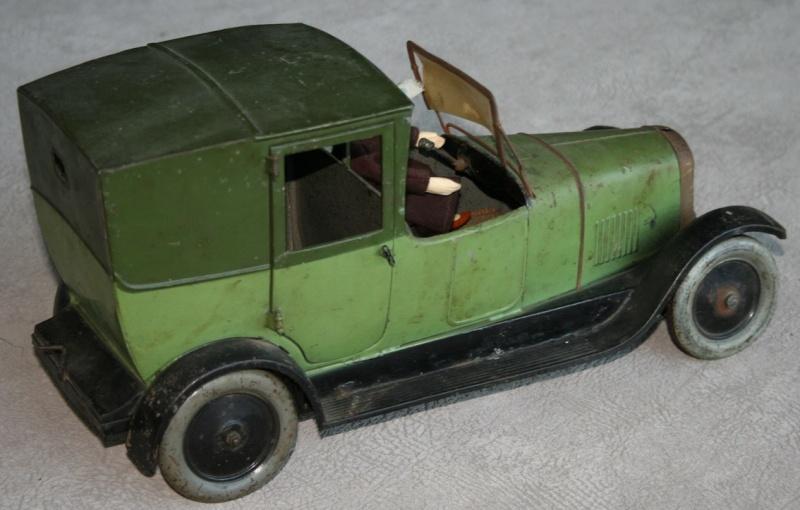 Citroën, les jouets en tôle - CIJ : Les ateliers de Briare  6_b14_10