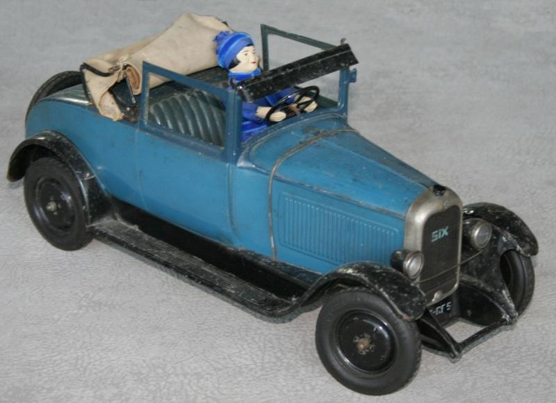 Citroën, les jouets en tôle - CIJ : Les ateliers de Briare  8_c6_c11
