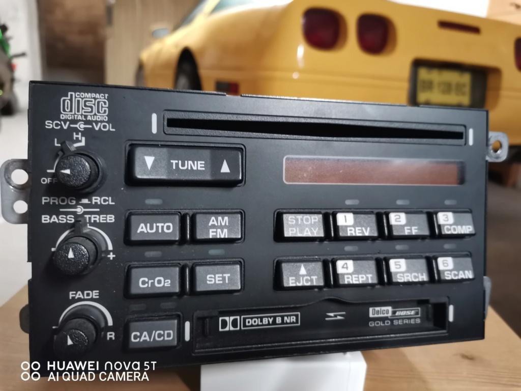 poste radio k7 CD-laser Bose 94/96 94-9610
