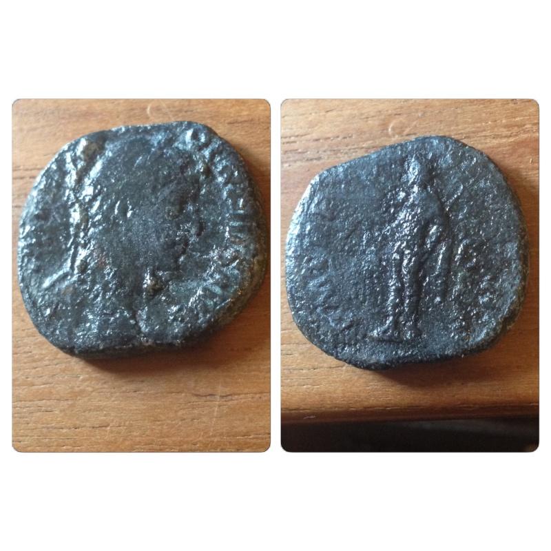 bronzes Gordien Alexandre Sévère Maximien Hercule Dioclétien Img_4314