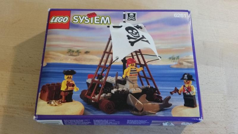 VENDO COLLEZIONE LEGO PIRATI 110