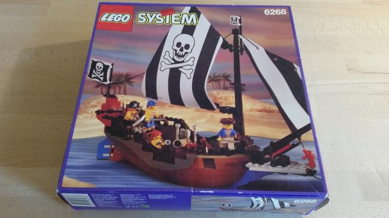 VENDO COLLEZIONE LEGO PIRATI 310