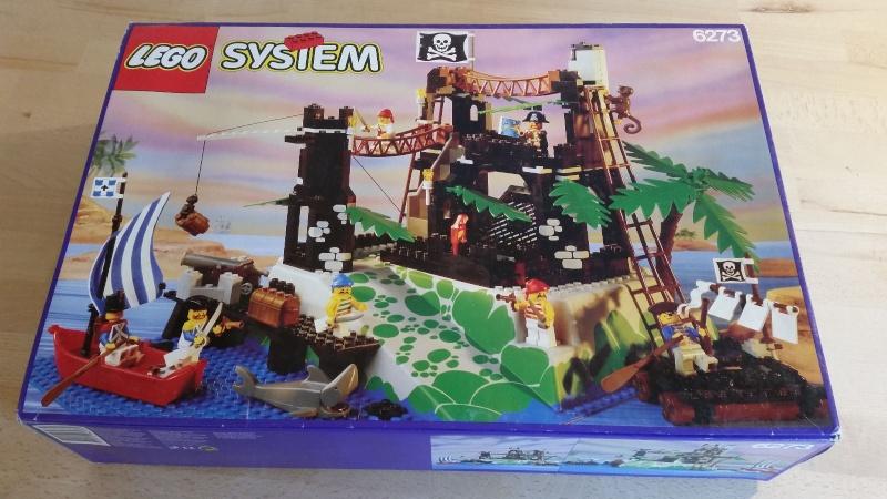 VENDO COLLEZIONE LEGO PIRATI 410