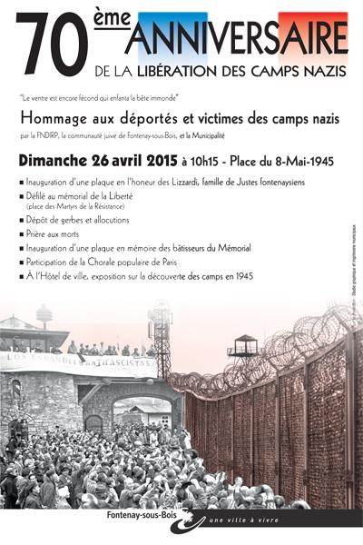 Lbération des camps nazis Rtemag10